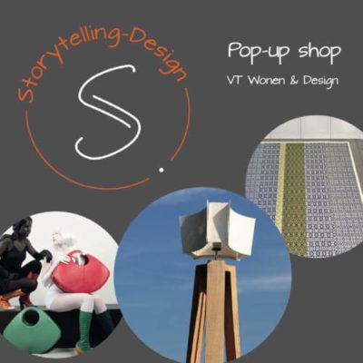 Storytelling-Design op de VT Wonen & Design Beurs